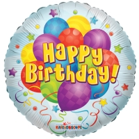 Add happy birthday balloon to flower delivery from local Bowral Florist
