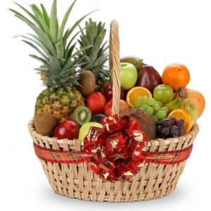 Fruit basket delivery from local Bowral florist