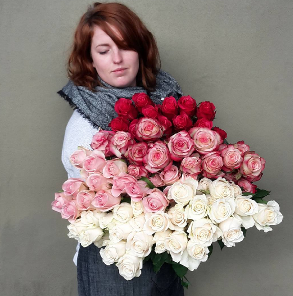 Flower delivery idea from local Bowral florist
