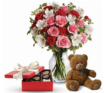 Valentine's Day flower delivery idea from local Bowral florist